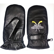 GrassRoots Leather Mitts