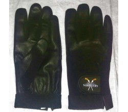 GrassRoots Leather Gloves